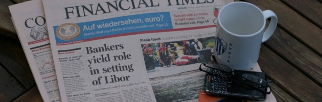 FT Newspaper