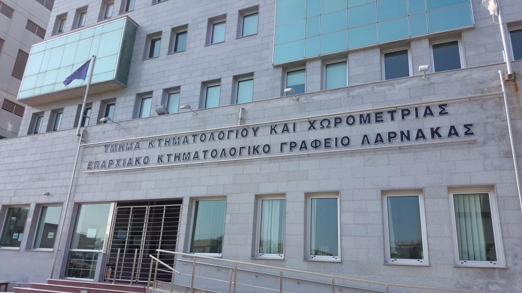 Larnaca District Land Registry